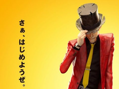 CG-Animated Lupin the Third Film Hits Screens This December