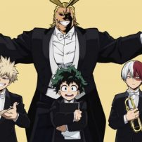 My Hero Academia Cast Gets Fancy for Wind Orchestra Concert Visual