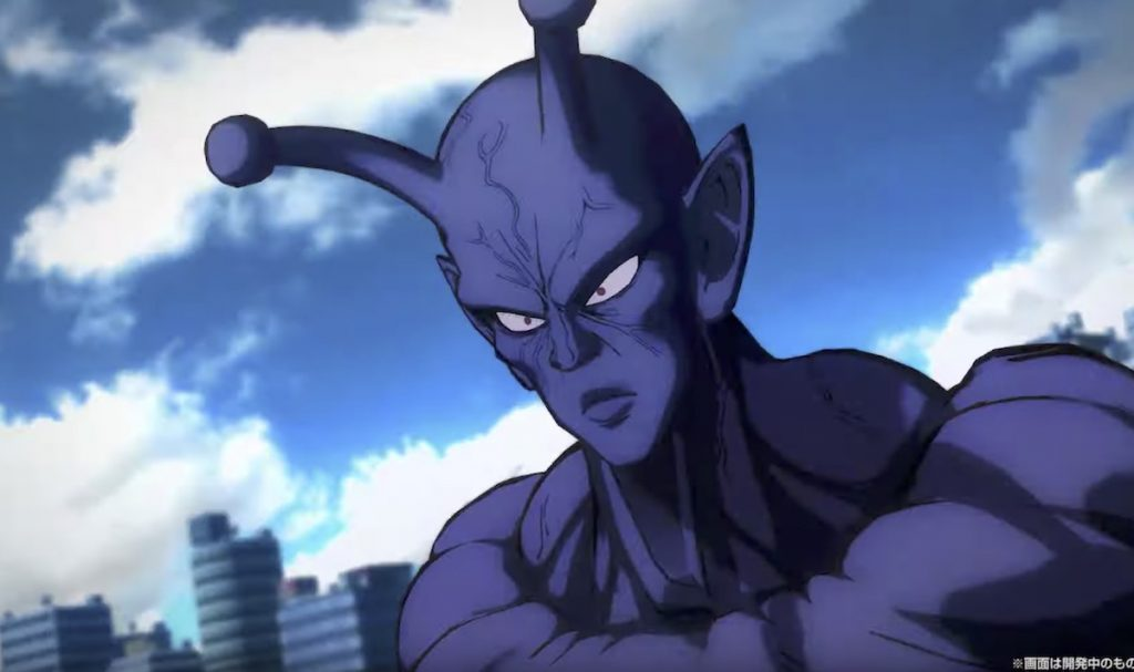 One-Punch Man Fighting Game Promo is All About the Villains