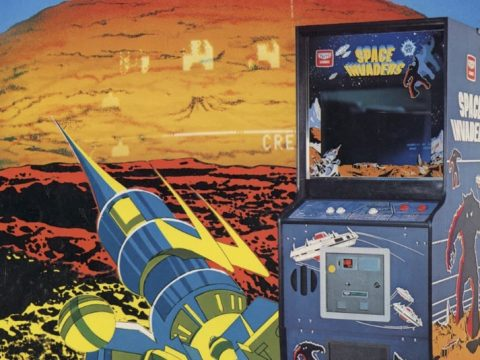 Live-Action Space Invaders Movie is Officially Happening