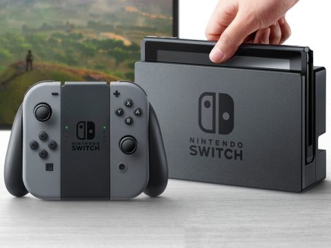 Nintendo Switch Gets New Model with Better Battery Life