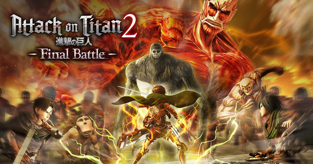Attack on Titan 2: Final Battle Launches with New Trailer