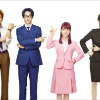 Wotakoi Live-Action Film Reveals Main Cast in Costume