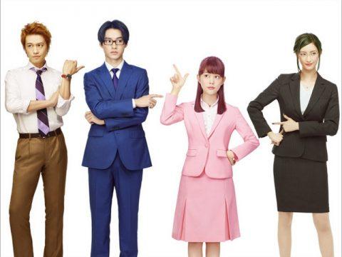 Wotakoi Live-Action Film Reveals Main Cast in Costume