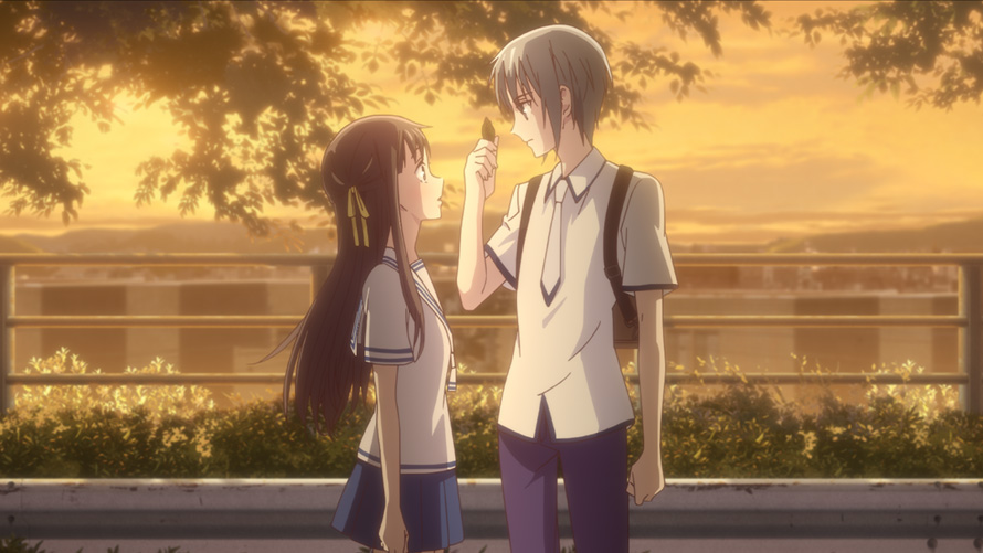 Fruits Basket returns to anime with a new batch of romance, comedy, and deep drama.