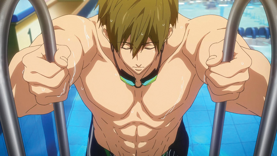 Free! -Dive to the Future-