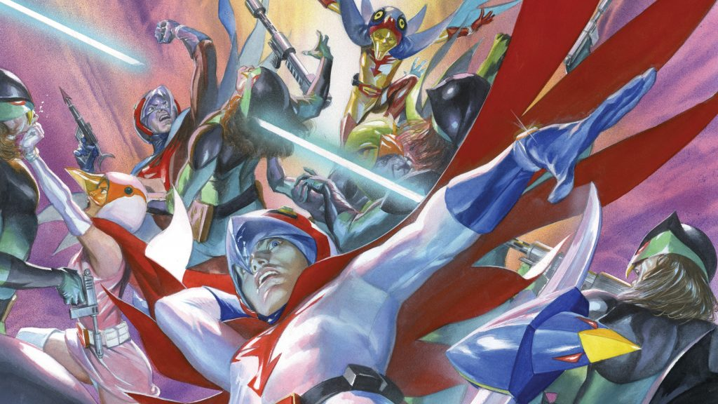 [Review] Gatchaman Collectors Edition