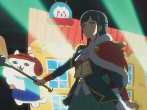 Revue Starlight gives us a surreal backstage view of show business