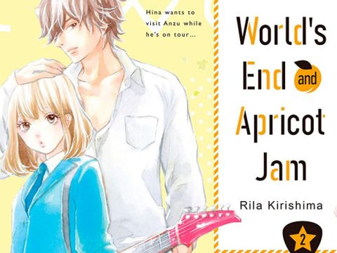 [Review] World's End and Apricot Jam
