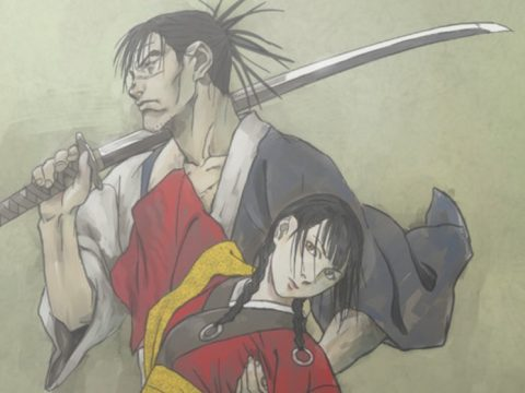 New Blade of the Immortal Anime Unsheathes Six Cast Members