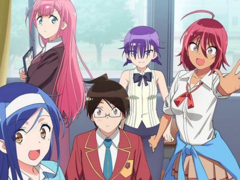 We Never Learn: BOKUBEN Anime Prepares for More in Season 2 Trailer