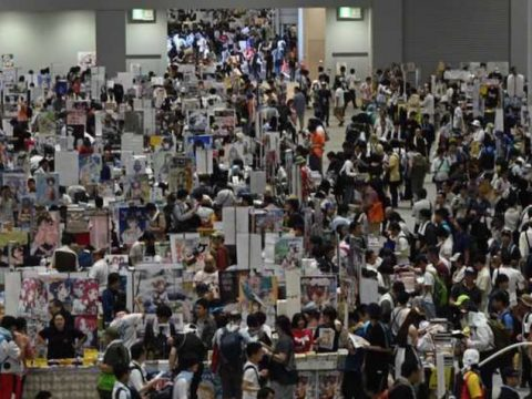Comiket 96 Shatters Records with 730,000 Attendees