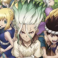 Dr. STONE Anime Unveils New Visual and Cast Members
