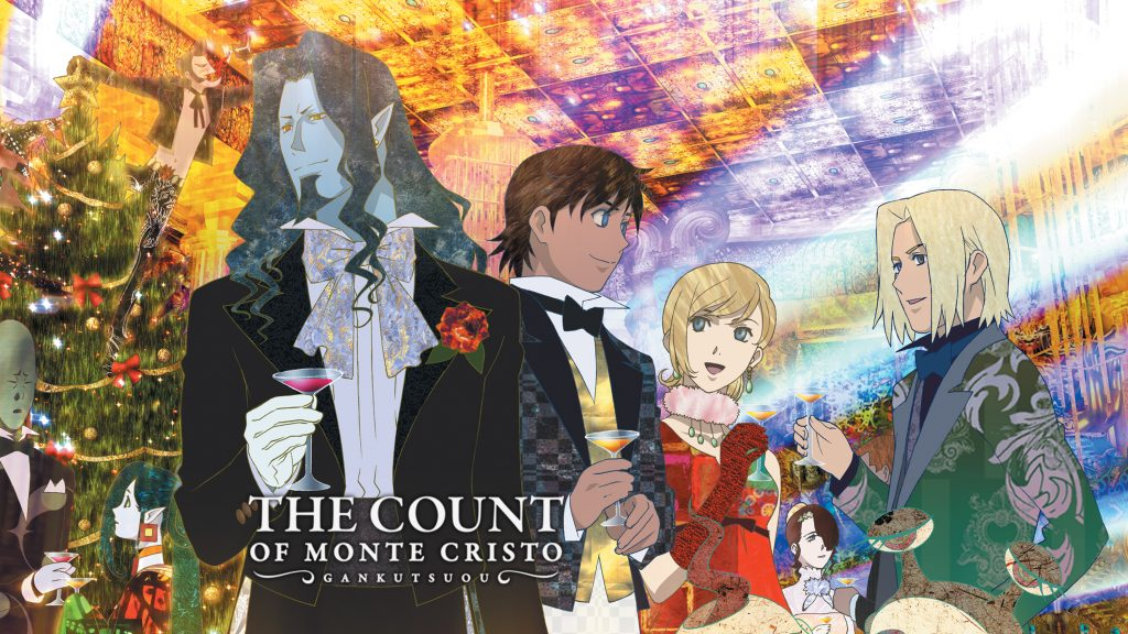 Gankutsuou: The Count of Monte Cristo Anime Inspires Stage Play