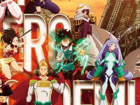 Get Pumped for My Hero Academia Season 4 With New Visual