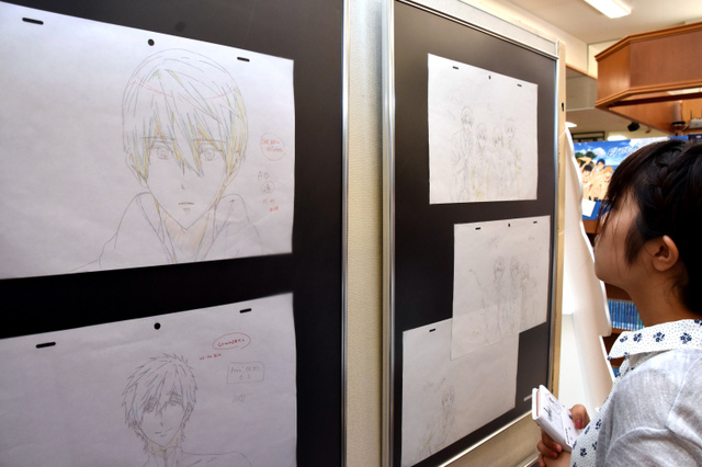 70 Frames Saved from Kyoto Animation Arson Displayed in Exhibition