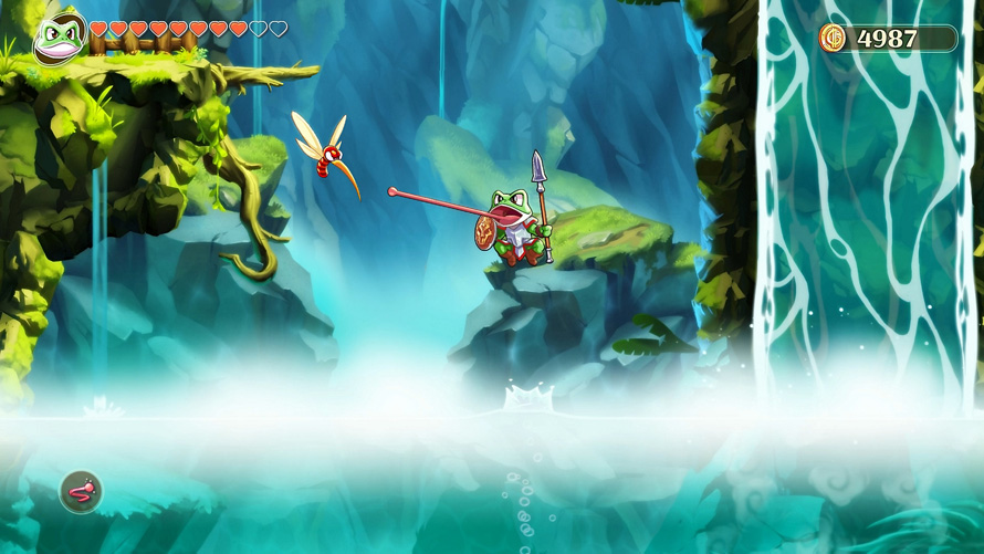 [Review] Monster Boy and the Cursed Kingdom