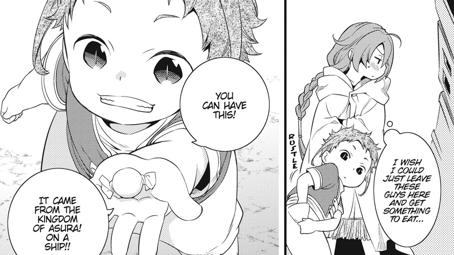 Mushoku Tensei: Roxy Gets Serious