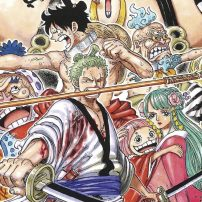Another Suspected One Piece Manga Pirate Arrested