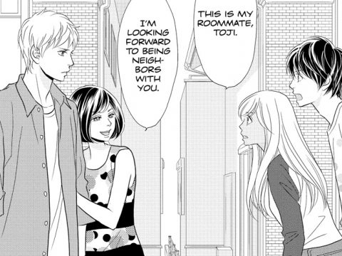 [Review] Peach Girl NEXT