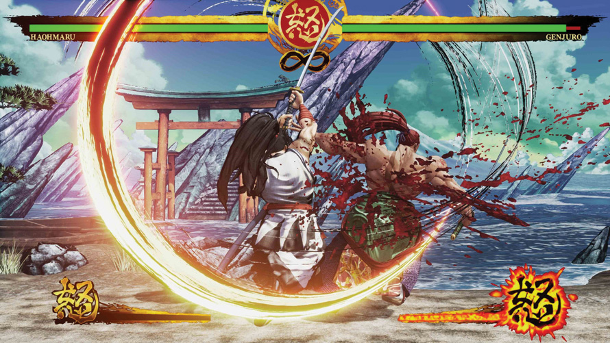 [Review] Samurai Shodown