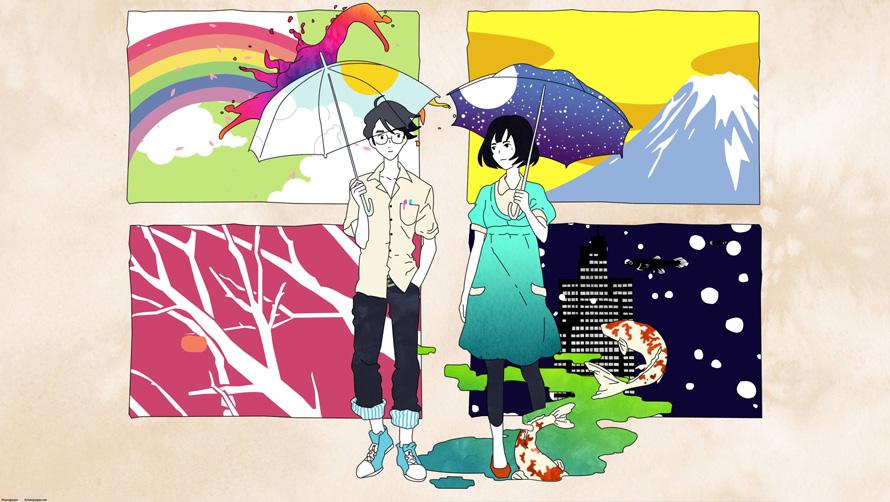 The Tatami Galaxy (2010)