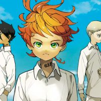 The Promised Neverland Manga Barrels Toward Finale