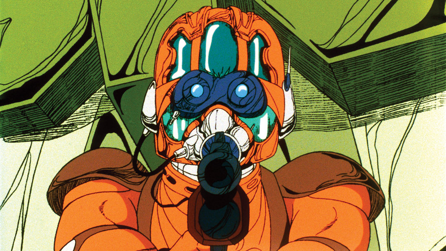 [Review] Armored Trooper VOTOMS