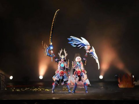 World Cosplay Summit 2019's Top Prize Goes to Team Australia