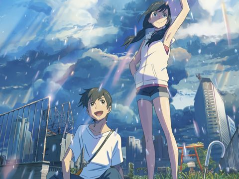 Weathering With You is Now This Year's Highest Grossing Film in Japan