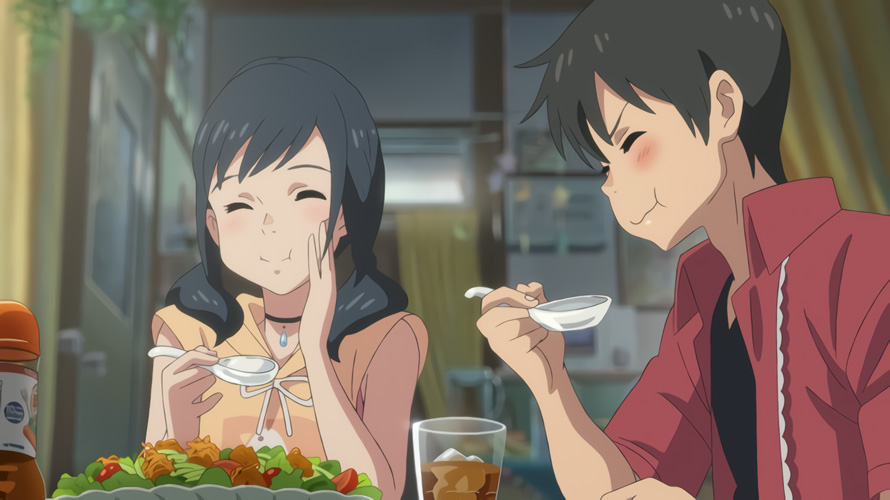 Weathering with You Opens in China with Over $20 Million