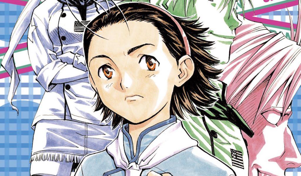 Yakitate!! Japan Manga Makes a Comeback After 12 Years