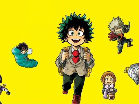 My Hero Academia: Smash!! [Review]
