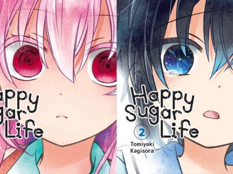 Happy Sugar Life [Manga Review]