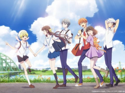 Fruits Basket Anime to Return with Season 2 in 2020