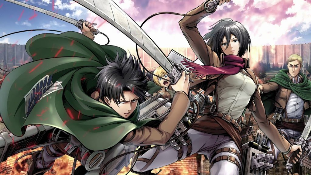 Attack on Titan TACTICS Makes Free-to-Start Titan Toppling a Breeze [Review]