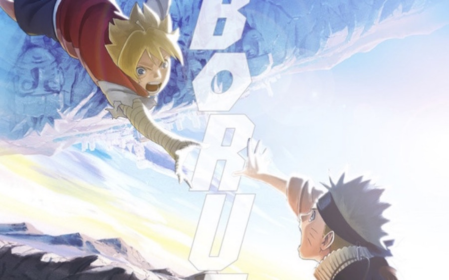 Boruto Meets Young Naruto in Anime's New Arc