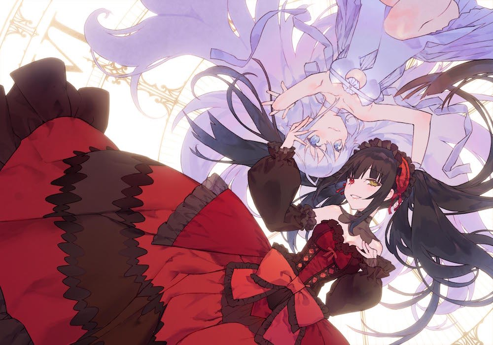 Date A Live Spinoff Date A Bullet Gets Anime Adaptation