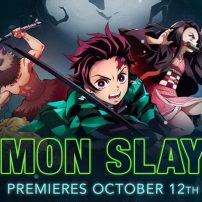Demon Slayer: Kimetsu no Yaiba Begins Slaying on Toonami October 12