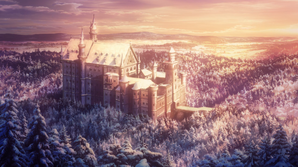 Spending a Night in a Fate/stay night Castle Doesn't Come Cheap