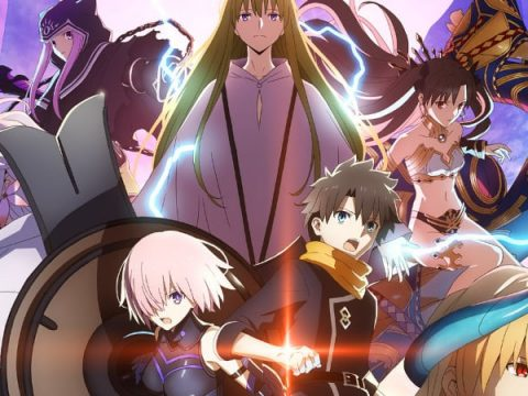 Fate/Grand Order Absolute Demonic Front: Babylonia to Run 21 Episodes