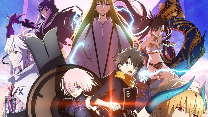 Fate/Grand Order: Babylonia Series to Run 21 Episodes