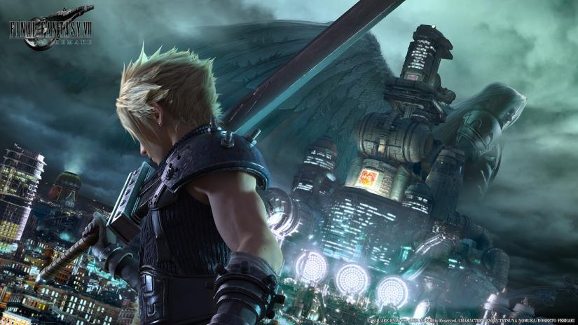 A Bunch of Final Fantasy VII Remake Gameplay Emerges from TGS