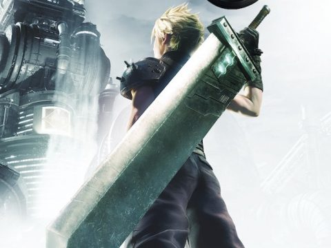 Final Fantasy VII Remake Box Art Gets Nostalgic