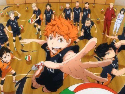 Haikyu!! Anime Season 4 Locks Down Title