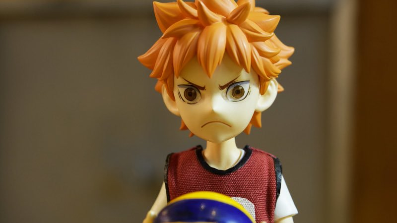 Haikyu!! Boys Go Stop-Motion for Bonus DVD Trailer