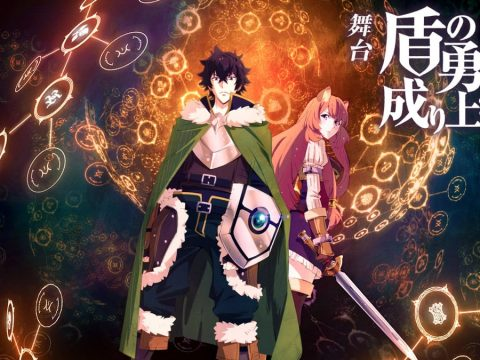 Rising of the Shield Hero Stage Play Rises in 2020