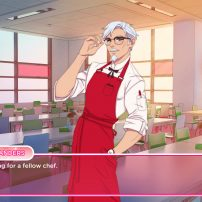 New Dating Sim Lets You Put the Moves on Colonel Sanders