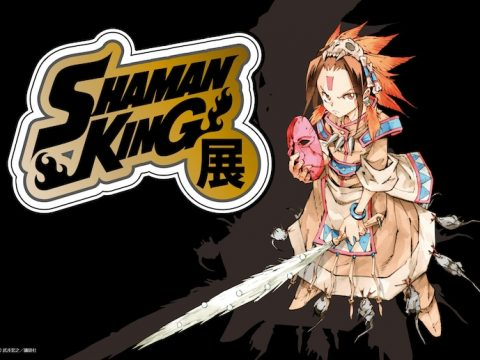 Shaman King Celebrates 20th Anniversary with Exhibition