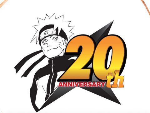Viz Media Kicks Off Year of Naruto for 20th Anniversary